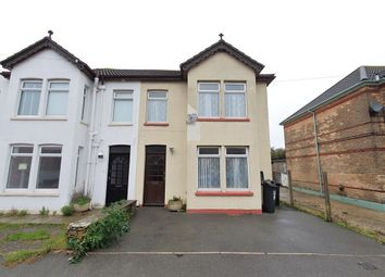 Thumbnail 3 bed semi-detached house for sale in Gladstone Road, Bournemouth