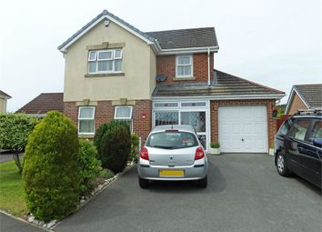 Thumbnail 4 bed detached house for sale in Ffordd Werdd, Gorslas, Llanelli, Carmarthenshire