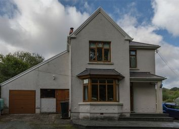 Thumbnail 3 bed detached house for sale in Pen Y Bryn, Gwaun Cae Gurwen, Ammanford, Carmarthenshire