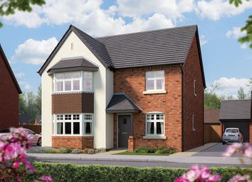 "Thumbnail 5 bed detached house for sale in ""The Oxford"" at Nottinghamshire, Edwalton"