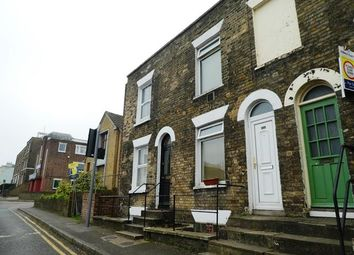 Thumbnail 3 bed end terrace house to rent in London Road, Dover