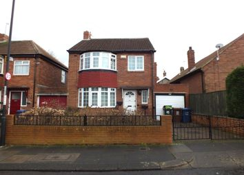 Thumbnail 3 bedroom semi-detached house for sale in Stocksfield Avenue, Newcastle Upon Tyne