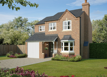 Thumbnail 3 bed detached house for sale in Newcastle Road, Arclid, Cheshire