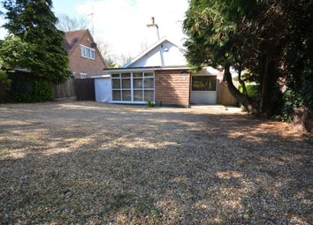 Thumbnail 3 bed detached bungalow for sale in Prospect Road, Lowestoft