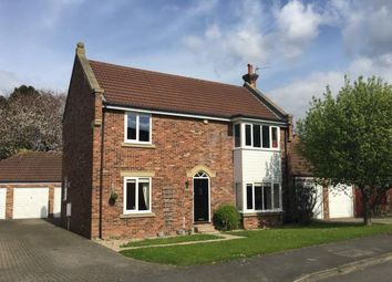 Thumbnail 4 bedroom detached house for sale in Springfield Garden, Stokesley, Middlesbrough, North Yorkshire