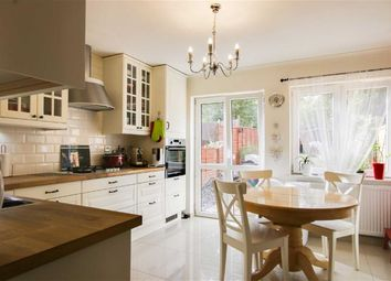Thumbnail 3 bed town house for sale in Fletchers Mews, Neath Hill, Milton Keynes