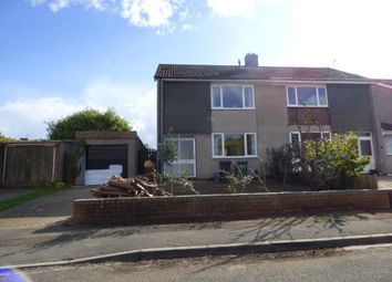Thumbnail 3 bed semi-detached house to rent in Frome View, Frampton Cotterell, Bristol