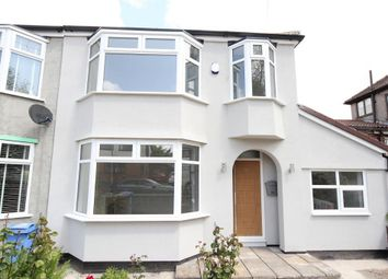 Thumbnail 3 bed semi-detached house to rent in Thingwall Lane, Knotty Ash, Liverpool, Merseyside