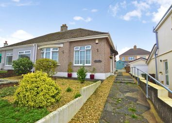 Thumbnail 2 bed semi-detached bungalow for sale in Higher Mowles, Plymouth, Devon