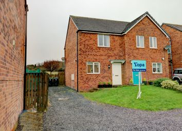 2 bed semi-detached house for sale in Croft Close, Greencroft, Stanley DH9