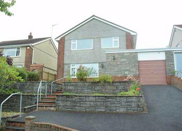 4 bed link-detached house for sale in Rhyd-Y-Defaid Drive, Derwen Fawr, Sketty, Swansea SA2