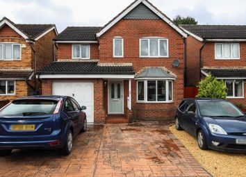 Thumbnail 4 bedroom detached house for sale in Carr View, South Kirkby, Pontefract
