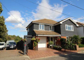 Thumbnail 4 bed detached house for sale in Princess Margaret Road, East Tilbury Village