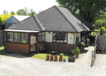 Thumbnail 3 bed detached bungalow for sale in Didcot Road, Harwell, Didcot