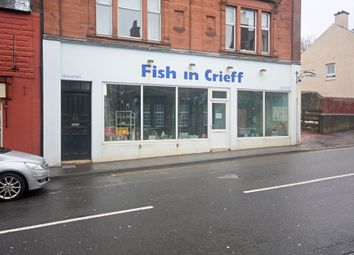 Thumbnail Retail premises for sale in Fish In Crieff, 30 East High St, Crieff, Perthshire