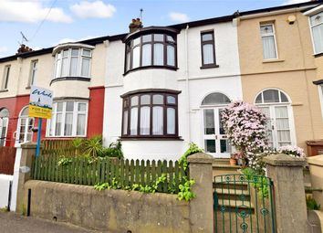 Thumbnail 3 bed terraced house for sale in Clarence Road, Chatham, Kent