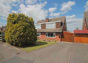 Thumbnail 3 bed semi-detached house for sale in Hesters Way Lane, Cheltenham