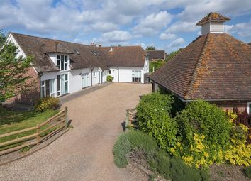 Thumbnail 4 bed detached house for sale in Mulberry House, 1 Ickham Court Farm, Ickham