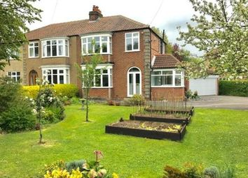 Thumbnail 3 bed semi-detached house for sale in Newton Road, Great Ayton, Middlesbrough