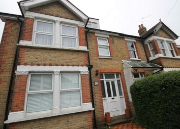 Thumbnail 2 bed flat for sale in Parkland Grove, Ashford, Surrey