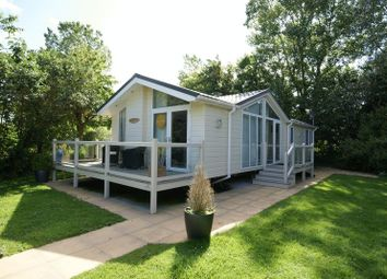 Thumbnail 1 bed mobile/park home for sale in Par