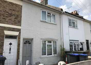 Thumbnail 2 bed terraced house to rent in Cranworth Road, Worthing, West Sussex