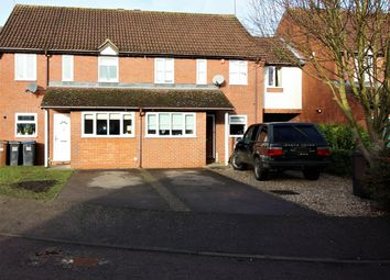Thumbnail 3 bed property for sale in Carvers Croft, Woolmer Green, Knebworth