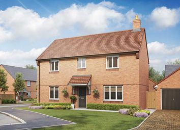 """Thumbnail 4 bed detached house for sale in """"The Kempthorne"""" at Hastings Road, Grendon, Atherstone"""
