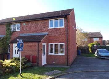 Thumbnail 2 bed end terrace house for sale in Beverley Gardens, Bicester