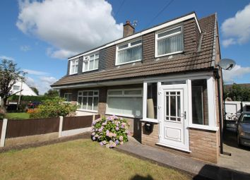 Thumbnail 3 bedroom semi-detached house to rent in Shetland Way, Urmston, Manchester