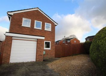 Thumbnail 3 bed detached house for sale in Sycamore Drive, Chirk, Wrexham
