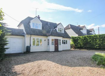Thumbnail 3 bed detached house for sale in Whiteditch Lane, Newport, Saffron Walden