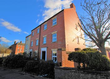 Thumbnail 3 bed town house for sale in Silver Street, Uttoxeter
