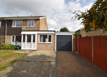 Thumbnail 5 bed semi-detached house to rent in Howe Close, Colchester