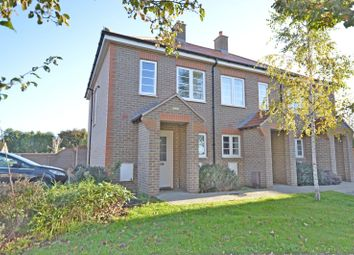 Thumbnail 2 bed end terrace house to rent in Pecketts Gate, Chichester