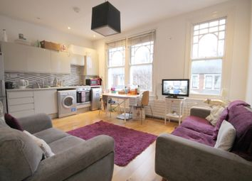 Thumbnail 4 bed flat to rent in Harberton Road, Archway