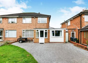 4 bed semi-detached house for sale in The Crest, Northfield, Birmingham, West Midlands B31