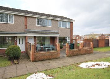 Thumbnail 4 bed terraced house for sale in Mount Road, Birtley, Chester Le Street