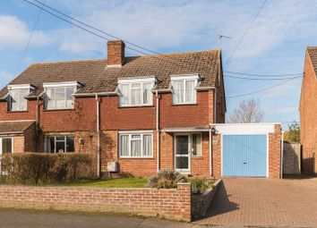 Thumbnail 3 bed semi-detached house for sale in Main Street, West Hanney, Wantage