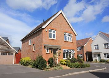 Thumbnail 3 bed detached house for sale in Schofield Close, Bathpool, Taunton