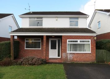 Thumbnail 4 bed detached house for sale in Pentwyn, Radyr, Cardiff