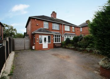 Thumbnail 3 bed semi-detached house for sale in Gravelly Bank, Stoke-On-Trent, Staffordshire