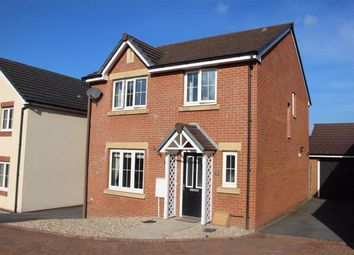 Thumbnail 4 bed detached house for sale in Min Yr Aber, Penyrheol, Swansea