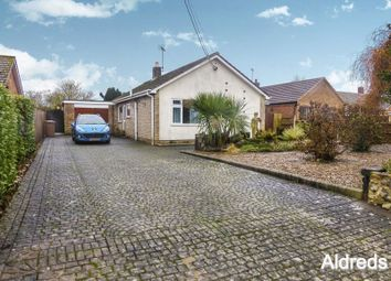 Thumbnail 3 bed detached bungalow for sale in School Lane, Smallburgh, Norwich