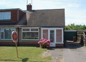 Thumbnail 2 bedroom semi-detached bungalow for sale in Edgehill Road, Duston, Northampton