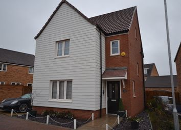 Thumbnail 4 bed detached house to rent in Cheetah Chase, Stanway, Colchester
