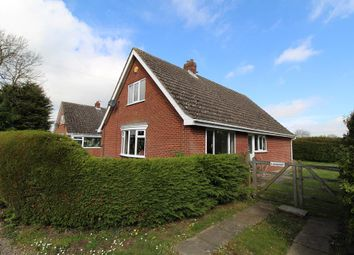 Thumbnail 3 bed bungalow for sale in Old Cricket Field Lane, Sessay, Thirsk