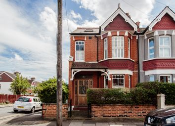 Thumbnail 4 bed end terrace house for sale in Mount Road, London