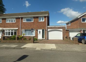 3 bed semi-detached house for sale in Aiden Way, Hetton-Le-Hole, Houghton Le Spring, Tyne & Wear DH5