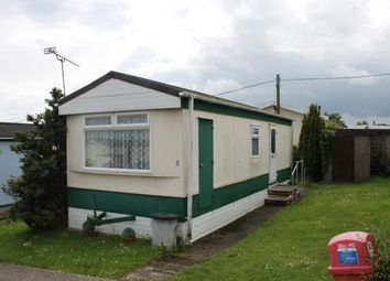 Thumbnail 1 bedroom mobile/park home for sale in Althorne, Chelmsford, Essex
